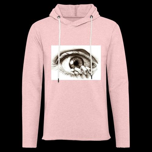 eye breaker - Unisex Lightweight Terry Hoodie