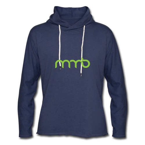 MMB Apparel - Unisex Lightweight Terry Hoodie