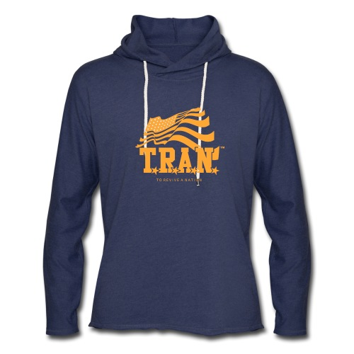 TRAN Gold Club - Unisex Lightweight Terry Hoodie