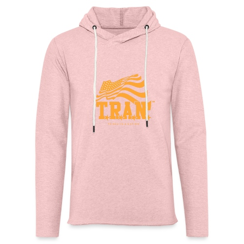 TRAN Gold Club - Unisex Lightweight Terry Hoodie