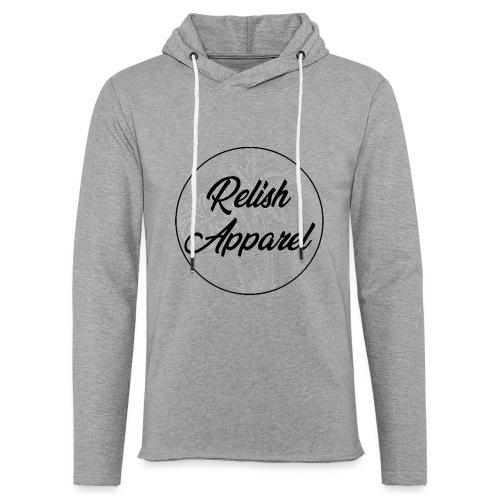 Relish Apparel - Unisex Lightweight Terry Hoodie
