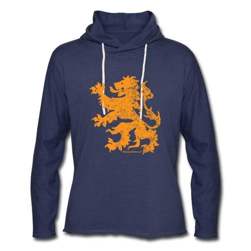 Dutch Lion - Unisex Lightweight Terry Hoodie
