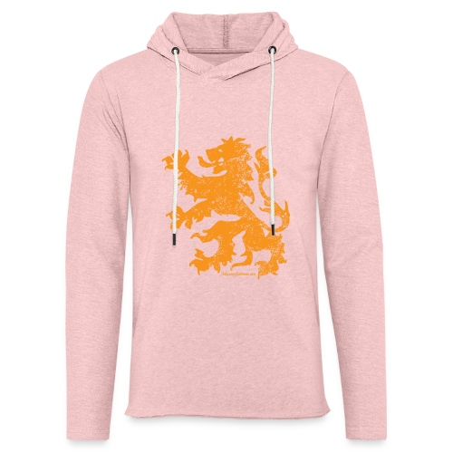 Dutch Lion - Unisex Lightweight Terry Hoodie