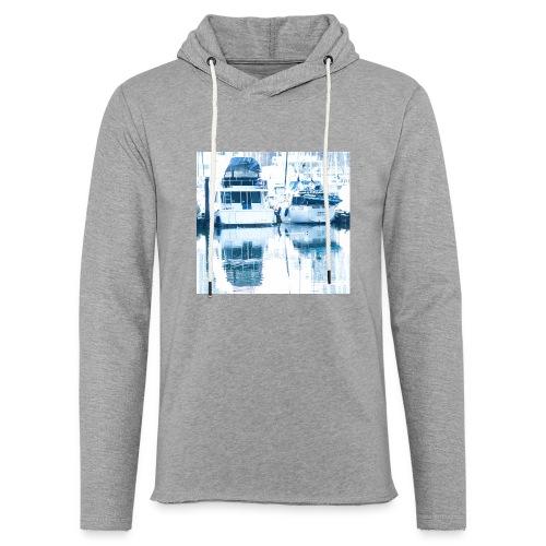 December boats - Unisex Lightweight Terry Hoodie