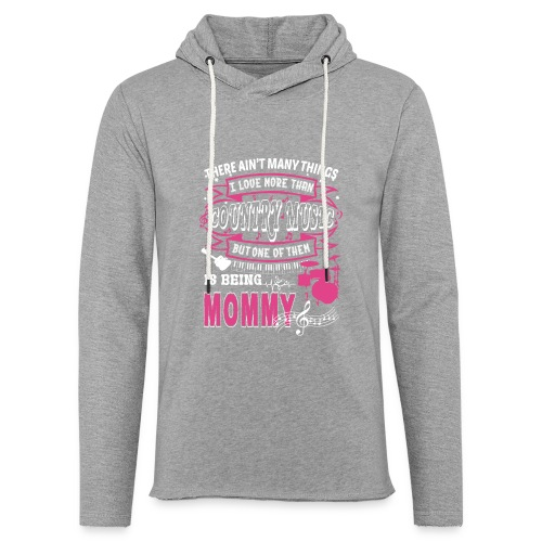 Happy Mother's Day - Unisex Lightweight Terry Hoodie