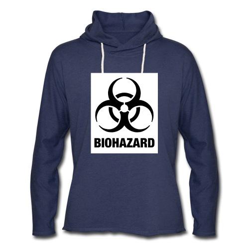 Biohazard - Unisex Lightweight Terry Hoodie