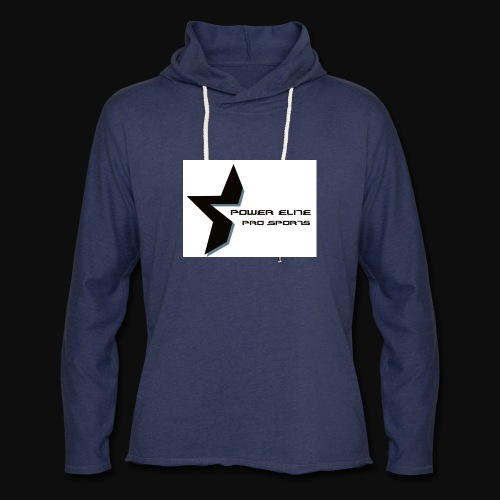 Star of the Power Elite - Unisex Lightweight Terry Hoodie