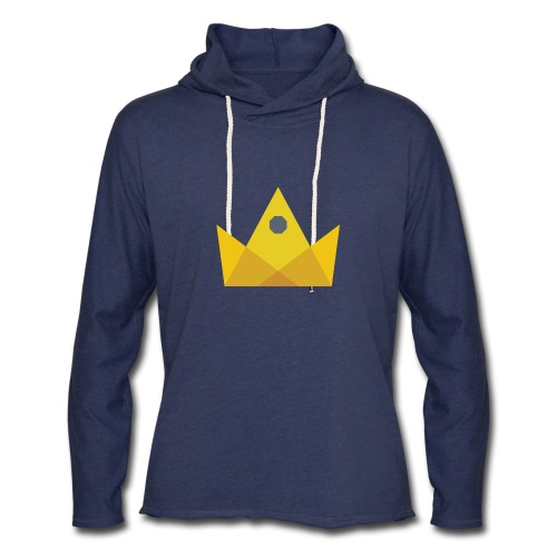 I am the KING - Unisex Lightweight Terry Hoodie