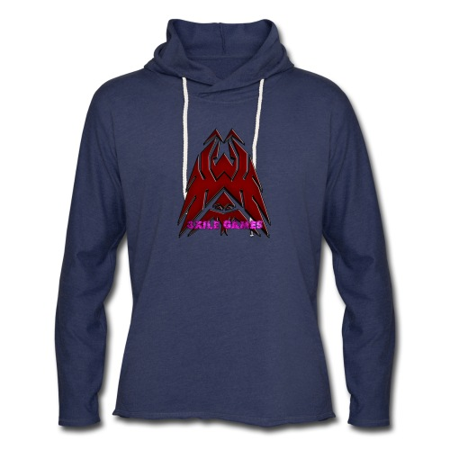 3XILE Games Logo - Unisex Lightweight Terry Hoodie