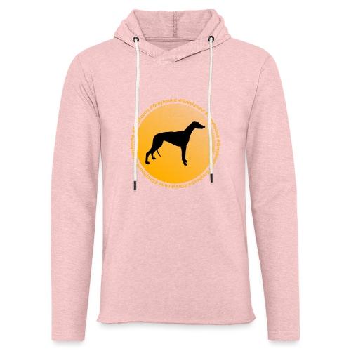 Greyhound - Unisex Lightweight Terry Hoodie