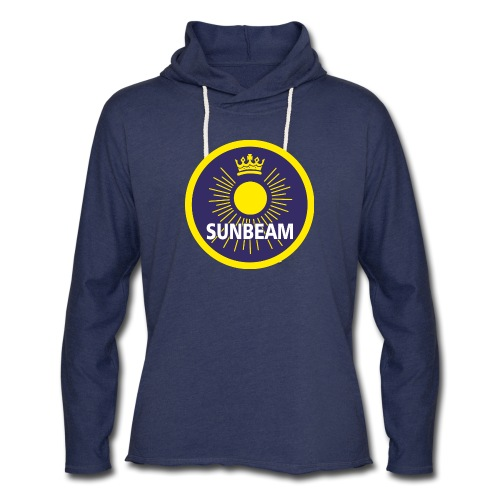 Sunbeam emblem - AUTONAUT.com - Unisex Lightweight Terry Hoodie