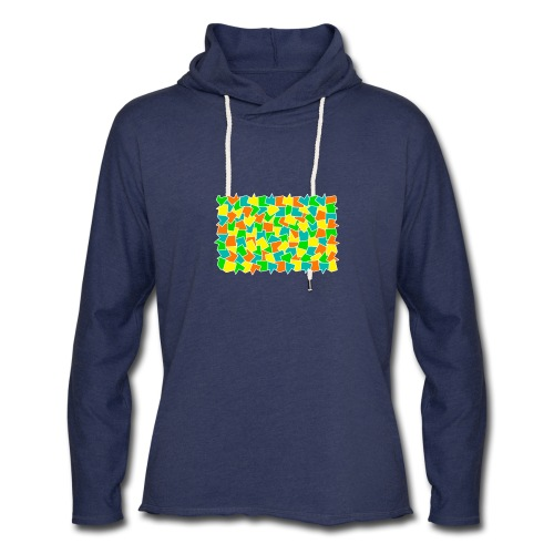 Dynamic movement - Unisex Lightweight Terry Hoodie