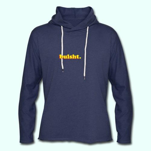 BulSht. Logo - Unisex Lightweight Terry Hoodie