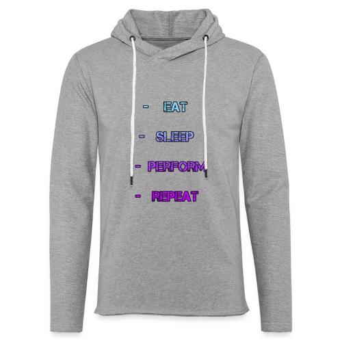 littlelaurzs productions T-shirt - Unisex Lightweight Terry Hoodie