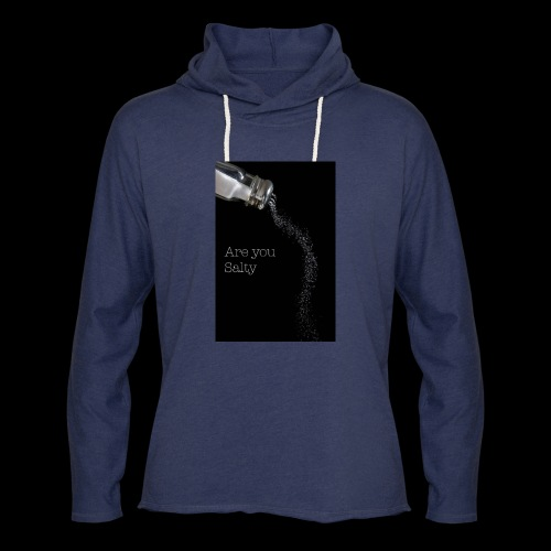 E1EC8123 AF44 4433 A6FE 5DD8FBC5CCFE Are you Salty - Unisex Lightweight Terry Hoodie