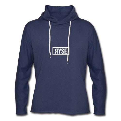 Ryse | Regular Hoodie - Unisex Lightweight Terry Hoodie