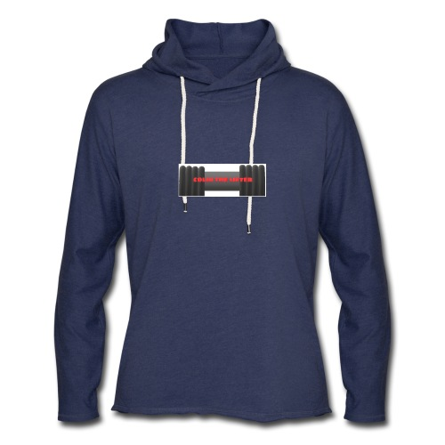 colin the lifter - Unisex Lightweight Terry Hoodie