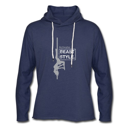 Activate: Beast Style - Unisex Lightweight Terry Hoodie