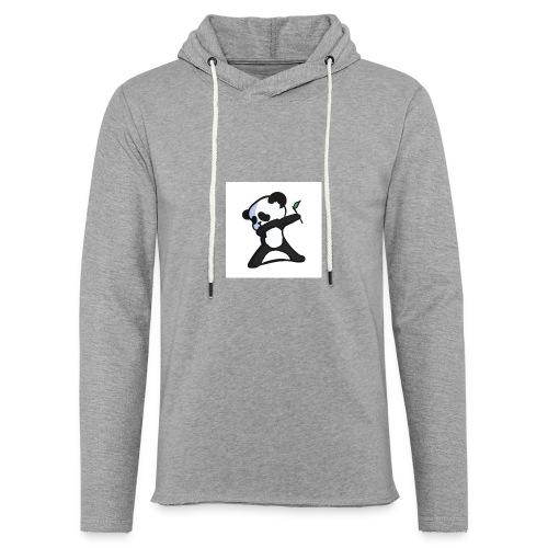 Panda DaB - Unisex Lightweight Terry Hoodie