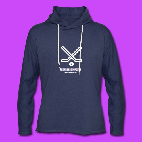 Ineffable Hockey Hoodies - Unisex Lightweight Terry Hoodie