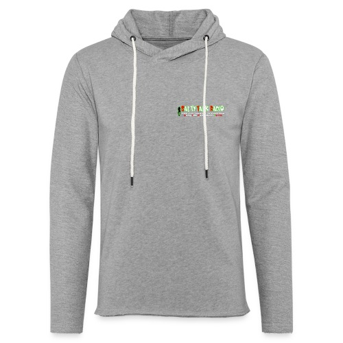 str front png - Unisex Lightweight Terry Hoodie