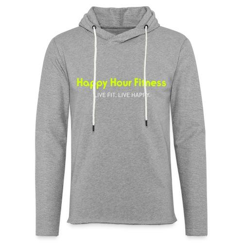 HHF_logotypeandtag - Unisex Lightweight Terry Hoodie