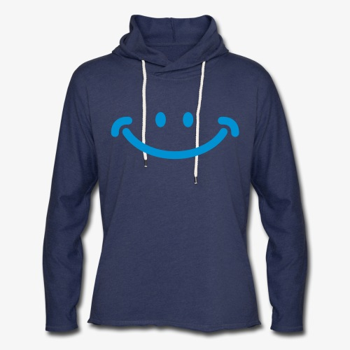 Happy Mug - Unisex Lightweight Terry Hoodie