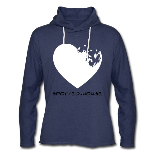 Appaloosa Heart - Unisex Lightweight Terry Hoodie