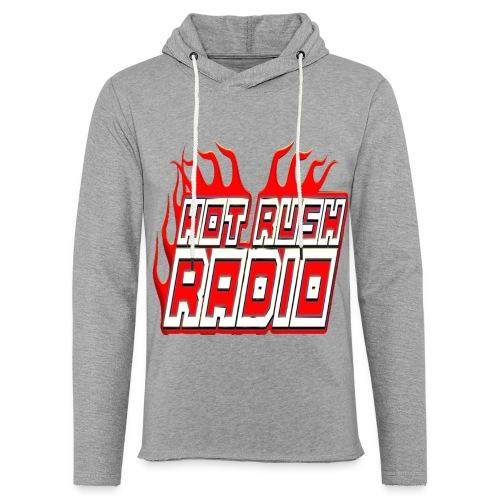 worlds #1 radio station net work - Unisex Lightweight Terry Hoodie