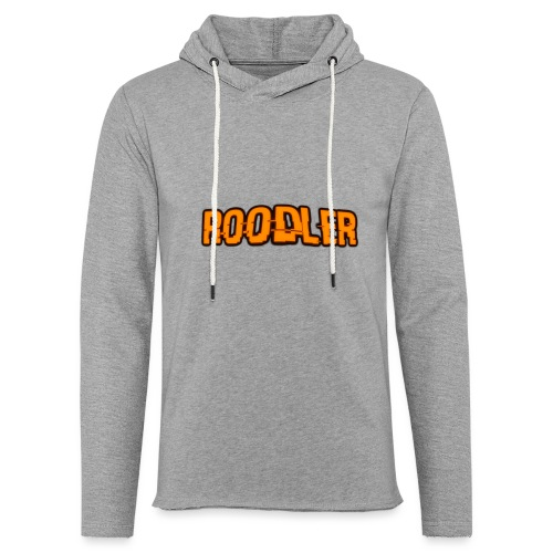 Roodler - Unisex Lightweight Terry Hoodie