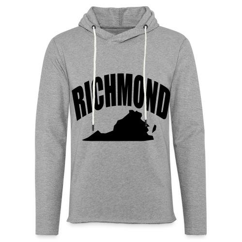 RICHMOND - Unisex Lightweight Terry Hoodie