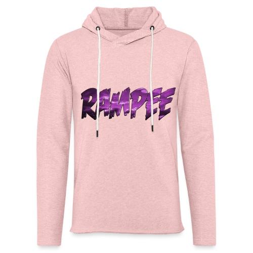Purple Cloud Rampee - Unisex Lightweight Terry Hoodie