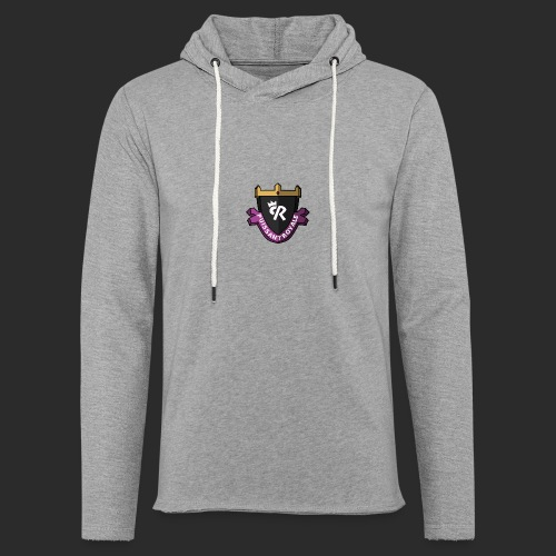 Puissant Royale Logo - Unisex Lightweight Terry Hoodie