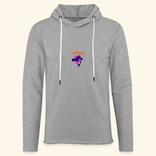 Simple design - Unisex Lightweight Terry Hoodie