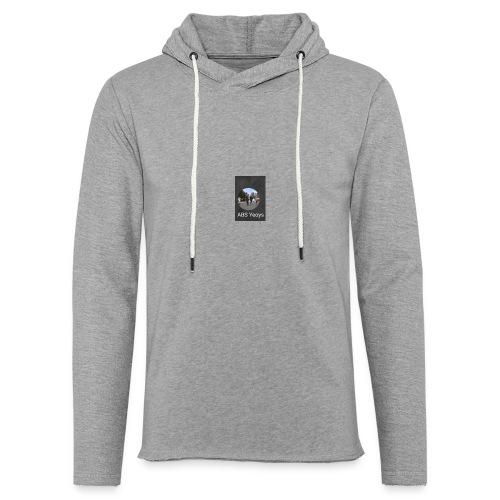 ABSYeoys merchandise - Unisex Lightweight Terry Hoodie