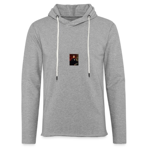 WIlliam Rufus King - Unisex Lightweight Terry Hoodie