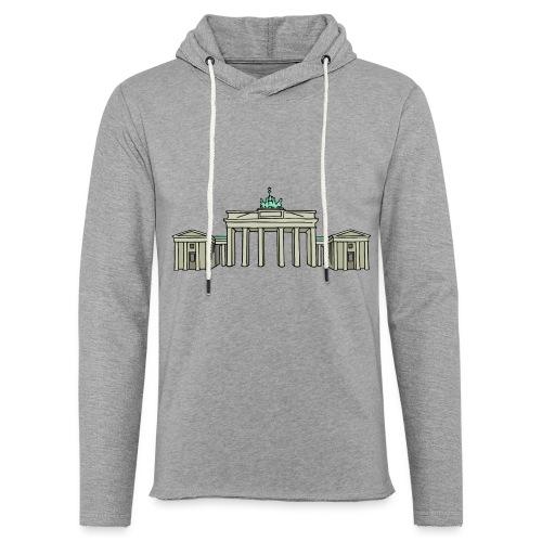 Brandenburg Gate Berlin - Unisex Lightweight Terry Hoodie
