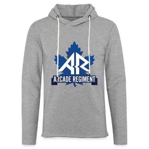 Arcade Regiment logo 2018 - Unisex Lightweight Terry Hoodie