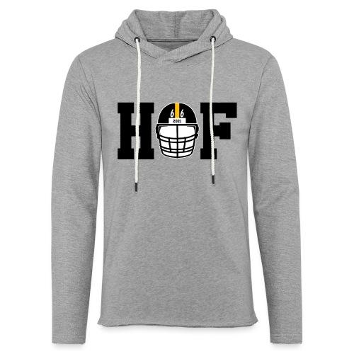 HOF 66 (On Light) - Unisex Lightweight Terry Hoodie