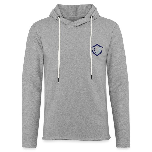 logo-only-justin-lalonde - Unisex Lightweight Terry Hoodie