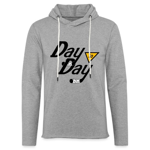 Day to Day - Unisex Lightweight Terry Hoodie
