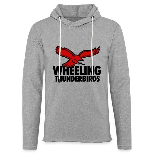 Wheeling Thunderbirds - Unisex Lightweight Terry Hoodie