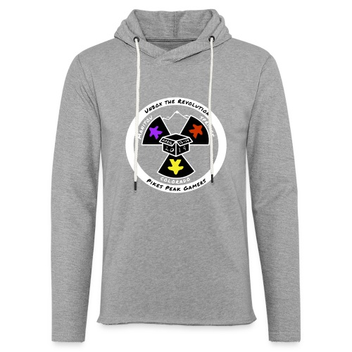 Pikes Peak Gamers Convention 2019 - Clothing - Unisex Lightweight Terry Hoodie