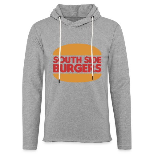 South Side Burgers - Unisex Lightweight Terry Hoodie