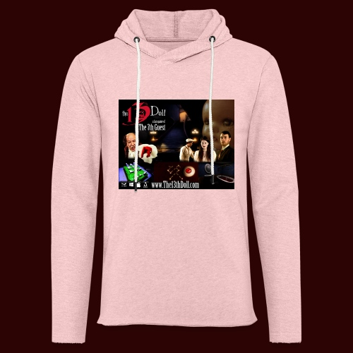 The 13th Doll Cast and Puzzles - Unisex Lightweight Terry Hoodie
