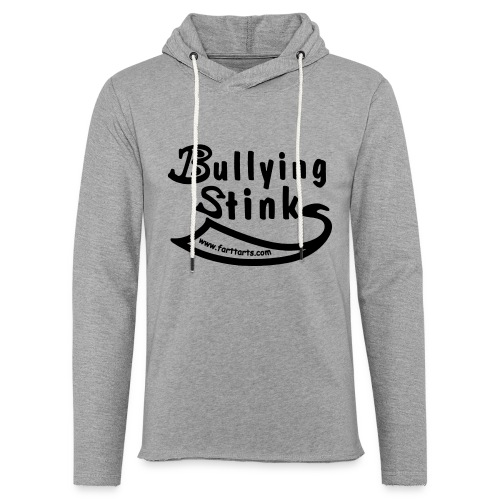 Bullying Stinks! - Unisex Lightweight Terry Hoodie