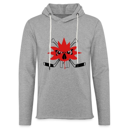 Canadian-Punishment_t-shi - Unisex Lightweight Terry Hoodie