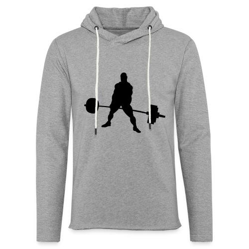 Powerlifting - Unisex Lightweight Terry Hoodie