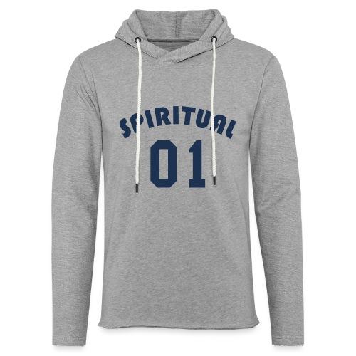 Spiritual One - Unisex Lightweight Terry Hoodie