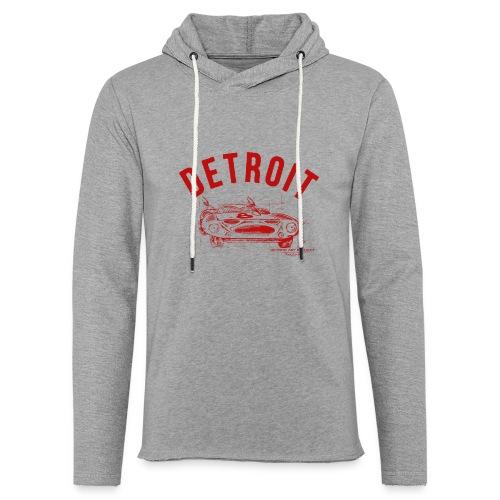 Detroit Art Project - Unisex Lightweight Terry Hoodie